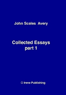 Collected Essays part 1-3